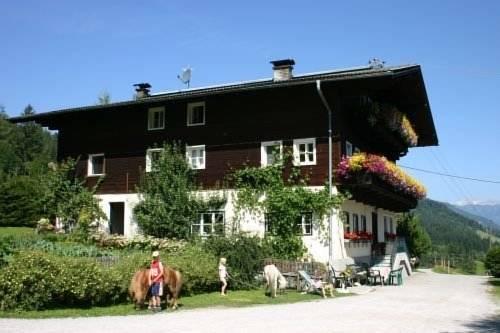 Fam Kirchgasser Bauernhof Gottfriedbauer Farmhouse Altenmarkt im Pongau - dream vacation