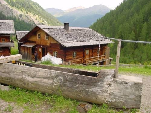 Maxerhutte auf der Alfenalm - dream vacation