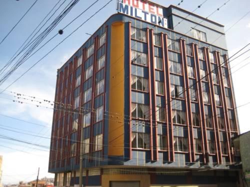 Hotel Milton La Paz - dream vacation