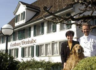 Weinhalde Guest House Rapperswil - dream vacation