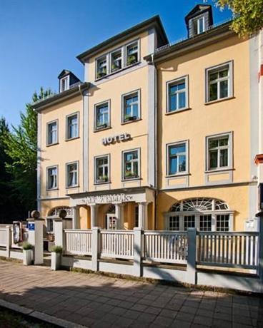 Alt Weimar - dream vacation