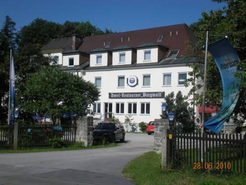 Hotel Burgwald Passau - dream vacation