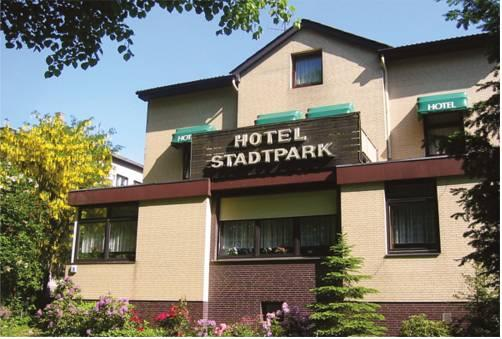 Stadtpark Hotel Luebeck - dream vacation