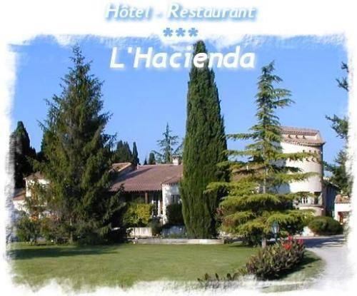 L\'Hacienda Hotel Marguerittes - dream vacation