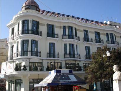Ermionio Hotel - dream vacation