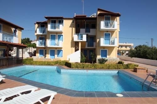 Mareva Apartments - dream vacation