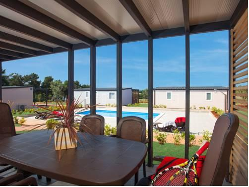 Superior Mobile Homes in Camping Kastanija - dream vacation