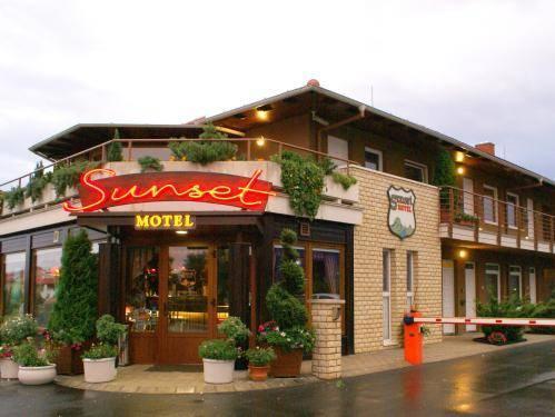Sunset Motel Szombathely - dream vacation