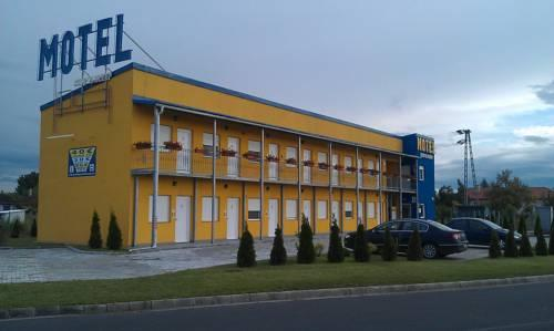 Motel Stop and Sleep Gyor - dream vacation