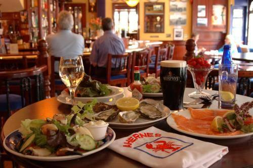 Ahernes Hotel Youghal - dream vacation