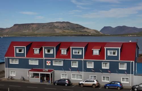 Framnes Hotel Grundarfjordur - dream vacation