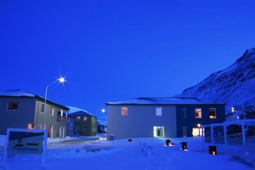 Fisherman Hotel Westfjords - dream vacation