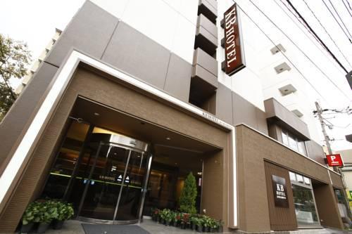 Kumamoto KB Hotel - dream vacation