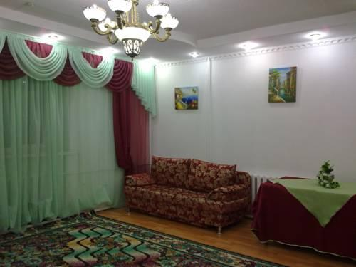 Гостиница Улпан