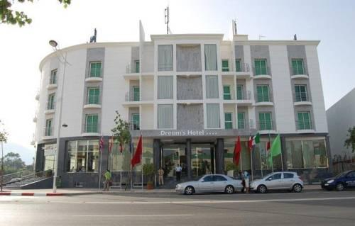 Dream\'s Hotel Tetouan - dream vacation