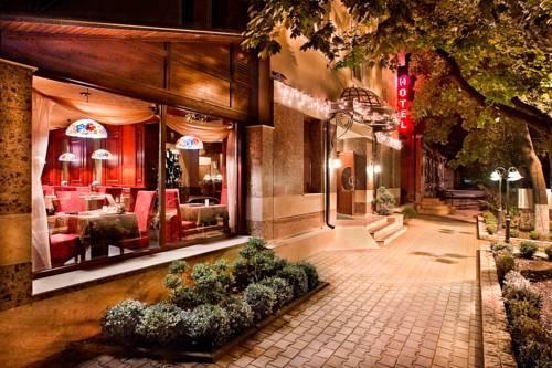 Luna Hotel Chisinau - dream vacation