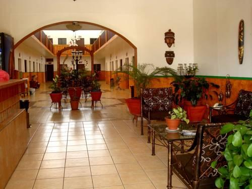 Hotel Cervantino - dream vacation