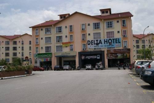 Delta Hotel Seksyen 7 - dream vacation