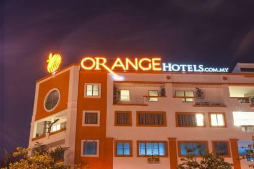 Orange Hotel Shah Alam - dream vacation
