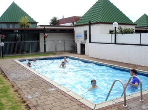 Rolleston Motel - dream vacation
