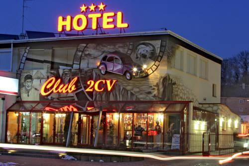 Club 2CV - dream vacation