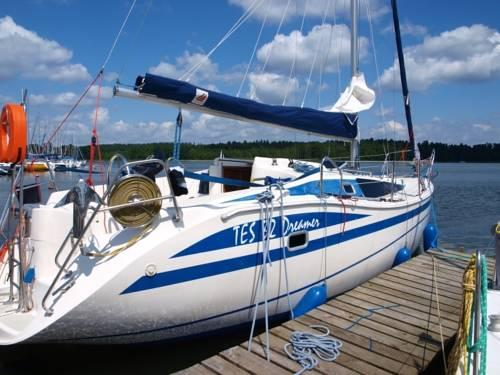 Jacht Tes 32 Dreamer - dream vacation