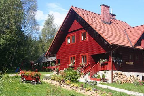 Chata Goralska Aggeusz Spa - dream vacation