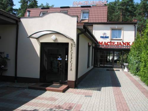 Pensjonat Maciejanka - dream vacation
