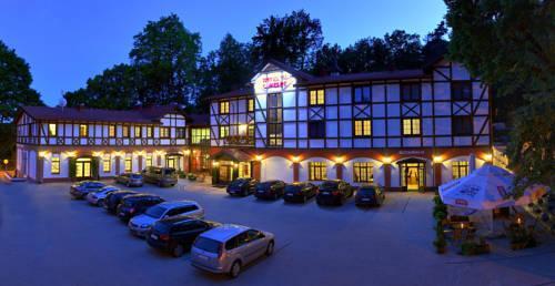 Hotel Camelot Szczawno-Zdroj - dream vacation
