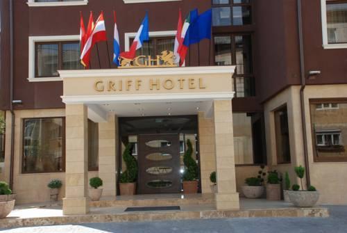 Griff Hotel Zalau - dream vacation