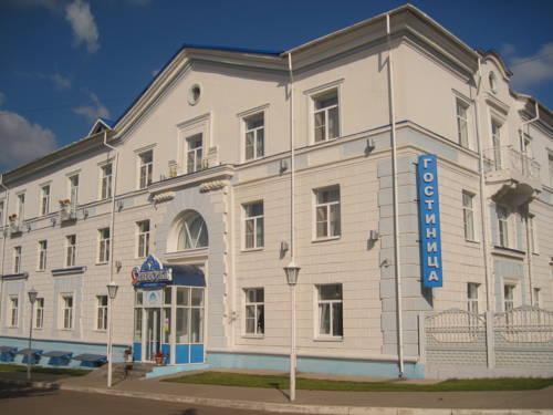 Гостиница Снегурочка
