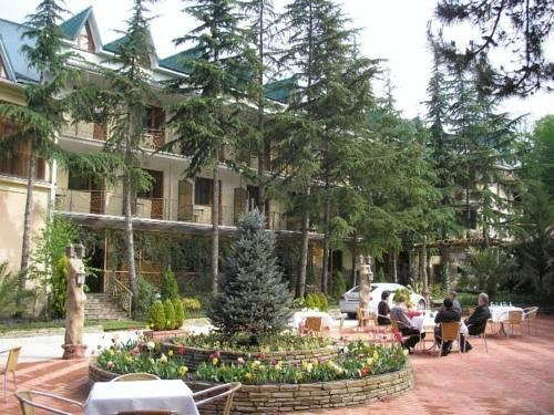 Отель Олеся
