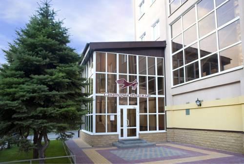 Park Hotel Nadezhda - dream vacation