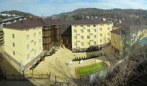 Отель GreenHosta