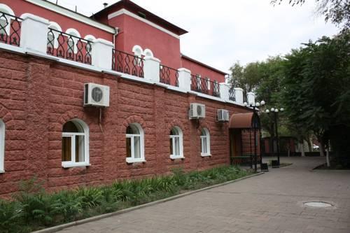 Корвет Отель