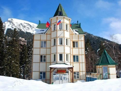 Aruchat Hotel - dream vacation