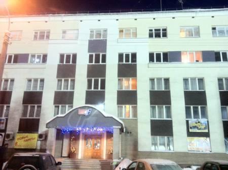 Гостиница Артелеком