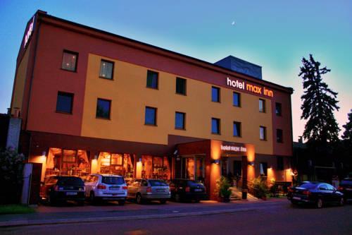 Max Inn Hotel - Bratislava -