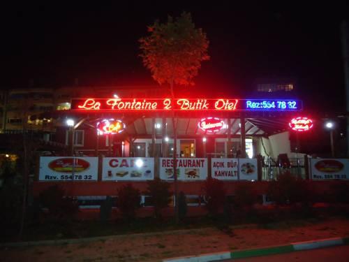 La Fontaine Butik Hotel 2 Guzelyali - dream vacation