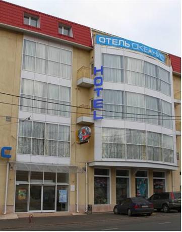 Okeanis Hotel Odessa - dream vacation