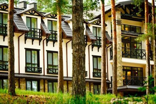 ShishkINN Eco Hotel - dream vacation