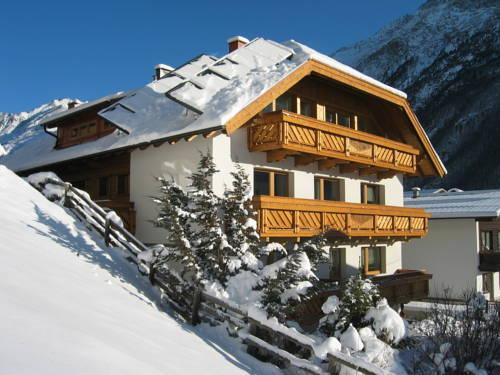 Hotel Haus Rehwinkl Solden - dream vacation