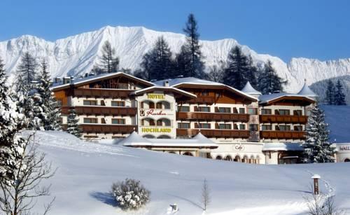 Hochland Hotel Residenz - dream vacation