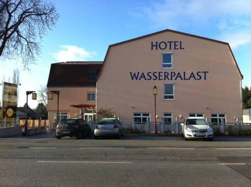Wasser Palast - dream vacation