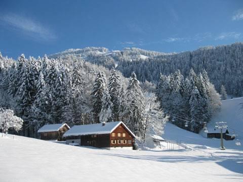 Knusperhutte Bizau - dream vacation