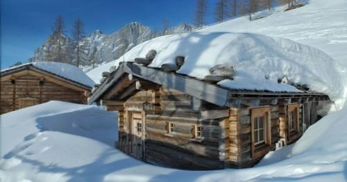 Chalet Kuschelhutte - dream vacation