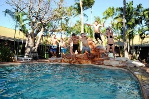 Roebuck Bay Hotel Broome - dream vacation