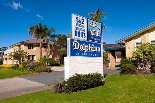 Dolphins of Mollymook Motel