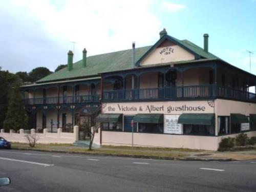 Photo: Victoria Albert Guest House Bar Cafe and Restaurant