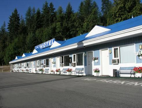 Cozy Pines Motel Castlegar